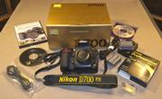 Nikon D700 Digital SLR Camera with Nikon AF-S VR 24-120mm lens.